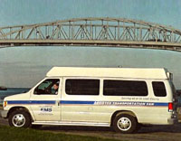 Assisted Transportation Van